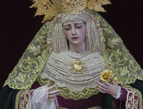 Virgen de la Angustia Tiempo ordinario 2020